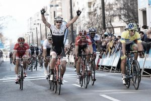 Felline on form at Basque tour