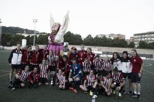 El Athletic femenino revalida la Copa de Euskal Herria