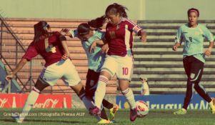 Uruguay cae en el debut de la Copa América femenina