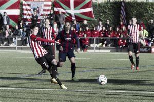 El Athletic sufre su primera goleada