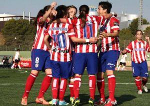 Atlético de Madrid - Sant Gabriel: a despedir el año con victoria