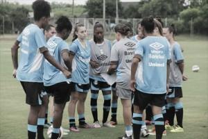 Administração do Grêmio assume integralmente o futebol feminino
