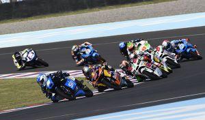 Clasificación de Moto3 del GP de Italia 2014 en vivo y en directo online