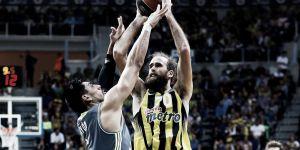 El Madrid cae frente al Fenerbahçe en un partido gris