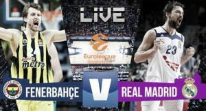 Fenerbahce - Real Madrid, semifinale Turkish Airlines EuroLeague (84-75): TURCHI IN FINALE!