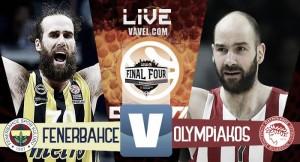 Fenerbahce - Olympicos in la finale della Turkish Airlines EuroLeague 2017 (80-64): FENERBAHCE CAMPIONE!