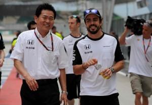 """Yasuhisa Arai: """"McLaren y Honda se dirigen a la primera carrera con confianza"""""""