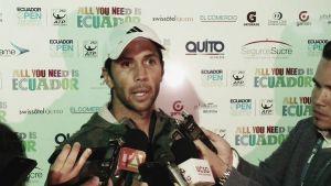 """Fernando Verdasco: """"En cuanto tocas la pelota un poco mal, no la controlas"""""""
