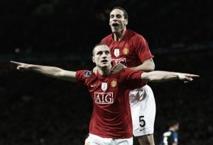 Great partnerships: Vidic and Ferdinand