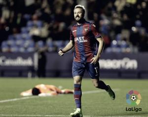 """Morales: """"Se me había olvidado qué se siente al marcar un gol"""""""