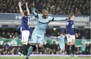 Everton 1-1 Manchester City: Struggling Everton hold reigning champions to a draw
