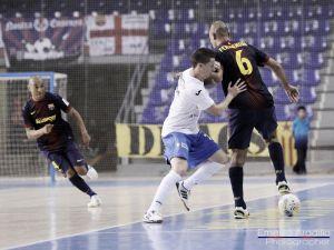 FC Barcelona Alusport - Umacón Zaragoza: ensayo con mucho en juego