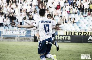 """Fernández: """"Necesitábamos un partido así delante de nuestra gente"""""""