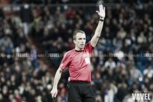 Fernández Borbalán pitará el partido Real Madrid vs Valencia