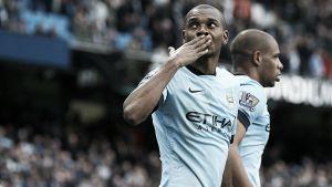 """Fernandinho: """"Nunca nos rendimos en el Manchester City"""""""