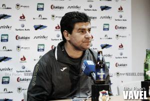 """Fernando Estévez: """"Es una derrota dura, no hemos tenido nuestro día"""""""