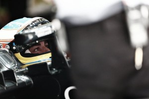 """Fernando Alonso: """"Hoy he vuelto a disfrutar"""""""