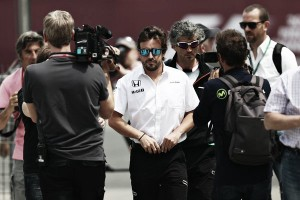 Fernando Alonso podrá disputar el Gran Premio de China