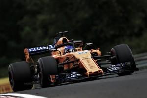 Ecuador Mundial F1: McLaren, de nuevo falsas esperanzas