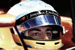 """Alonso, sobre las 24h de Daytona: """"Me bajaré la visera e iré a por la victoria"""""""
