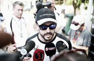 """Fernando Alonso: """"Si progresamos así, en tres o cuatro carreras estamos en la pole"""""""