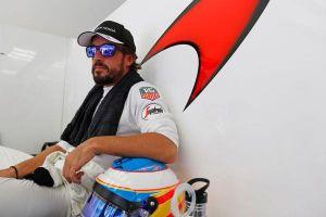 """Fernando Alonso: """"Tenía un problema en los frenos traseros"""""""