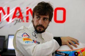 "Fernando Alonso: ""Decidí parar para evitar daños mayores"""