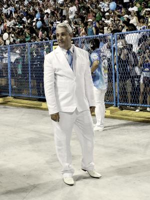Fernando Fernandes é o novo presidente da Unidos de Vila Isabel