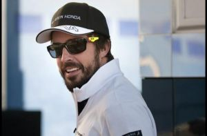 """Fernando Alonso: """"Ha sido como en Spa, hacer una vuelta en la Q1"""""""