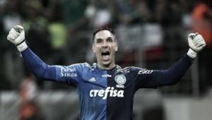 Fernando Prass renova com Palmeiras até o fim de 2018