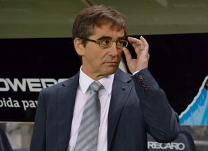 """Fernando Vázquez: """"Vamos a dar el máximo para conseguir esta victoria"""""""