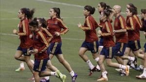 2014, el año dorado para el futuro del fútbol femenino español