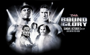Cartelera Bound for Glory 2016