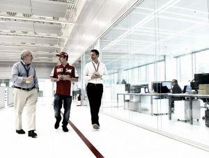 La nueva fábrica de Maranello ya está operativa