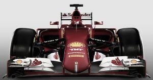 Ferrari SF15-T, specifiche tecniche