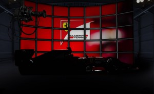 F1, Ferrari lancia #ReadySetRed