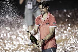 """David Ferrer: """"He empezado bien el año"""""""