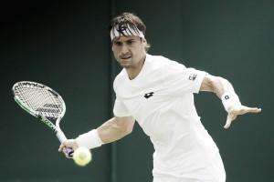 """David Ferrer: """"En primera ronda nunca es fácil ser consistente y regular"""""""