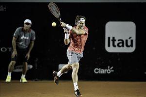 Ferrer sufrió pero venció en Río de Janeiro