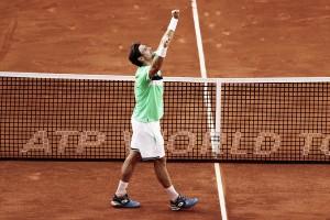 Ferrer sufre para pasar a semifinales en Bastad