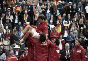 Copa Davis: Ferrer vence batalha de 5h e classifica Espanha; França, Estados Unidos e Croácia avançam