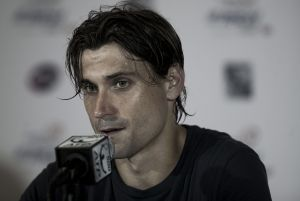 "David Ferrer: ""Tomic es un jugador muy talentoso, será difícil"""