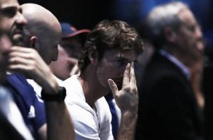 Alexander Zverev despide a Juan Carlos Ferrero