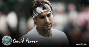 Wimbledon 2015: David Ferrer, a por el torneo maldito