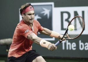Ferrer sale indemne de sus equilibrios en el abismo