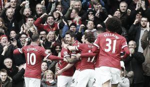 Finalmente United! Un super Rooney travolge gli Spurs