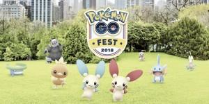 Pokémon GO desbloquea a Celebi en Pokémon GO Fest