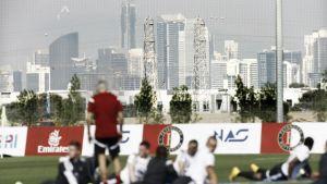 El Feyenoord jugará amistoso en Dubai