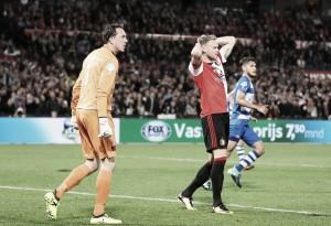 Nuevo tropiezo del Feyenoord