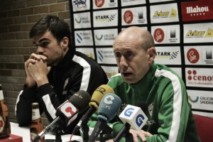 """Santi Valladares: """"Ver a Palma Futsal entre los cuatro primeros no sorprende"""""""